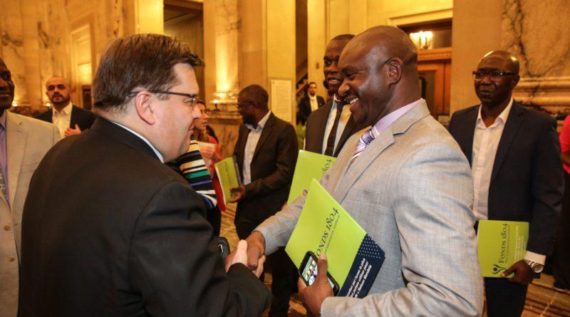 Rencontre au sommet avec le Maire Denis Coderre